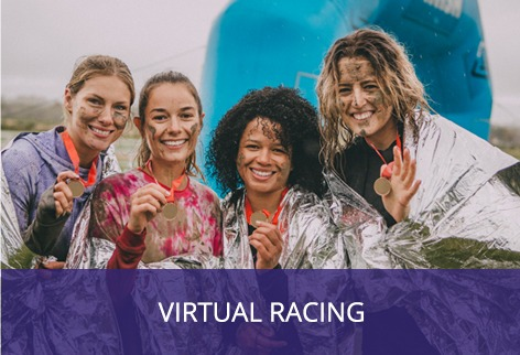 Virtual Racing Medals