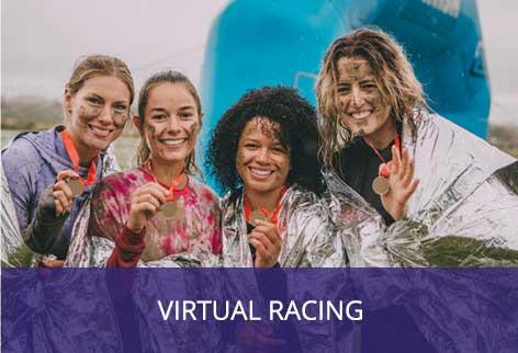 Virtual Racing Medals